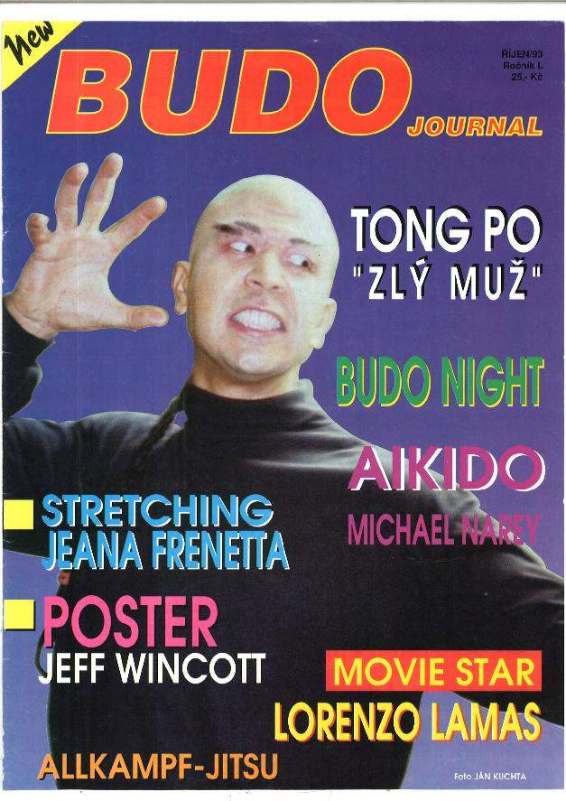 10/93 Budo Journal